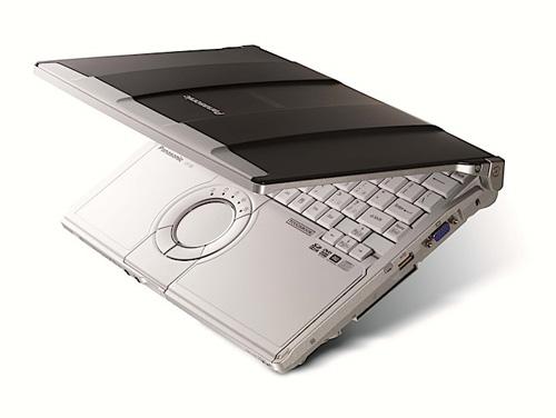 Компания Panasonic представила 12-дюймовый ноутбук