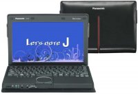Panasonic Lets Note Toughbook J9 Black Style